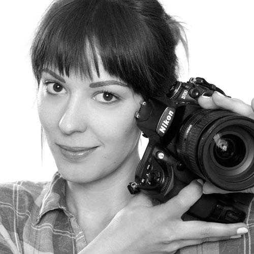 Melinda, Fotografin bei iphotostarkl